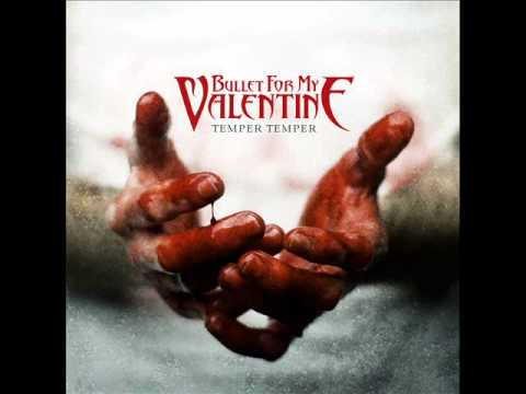 Bullet For My Valentine - Tears Don't Fall (Part 2) With Lyrics (New 2013 Song)