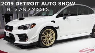 2019 Detroit Auto Show | Hits and Misses | Driving.ca