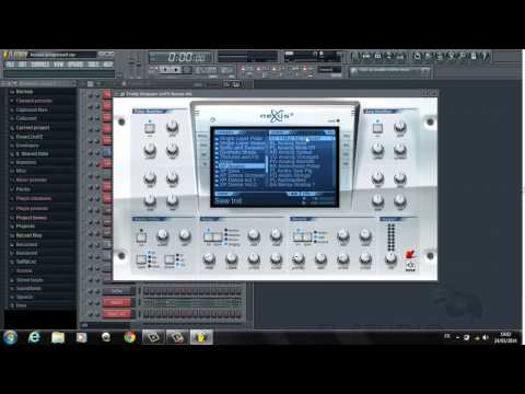 Nexus Expansion packs .nxp .Fxp, how to add to Fl studio l comment ajouter sur Fl studio