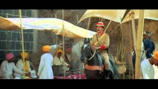 Vasudeo Balwant Phadke - British Officer Punishes Common Man - Vasudeo Balwant Phadke Movie Scenes