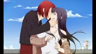 Top 10 Anime Where Bad Boy Fall In Love With Girl [HD]#2