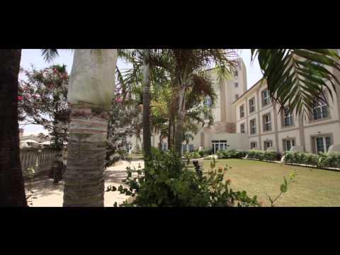 Hotel Palm Camayenne. Hotel Conakry 5*****. Presentation.