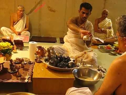 Aradhana of Sri VyasarajaruSri Vadirajaru in NJ