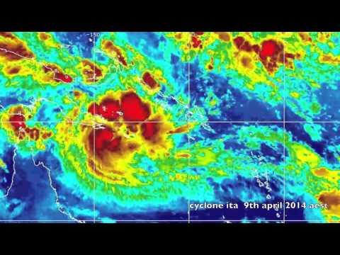 severe tropical cyclone ita cat 3