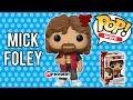 WWE FIGURE INSIDER: Mick Foley   WWE Pop Vinyl Toy Wrestling Action Figure