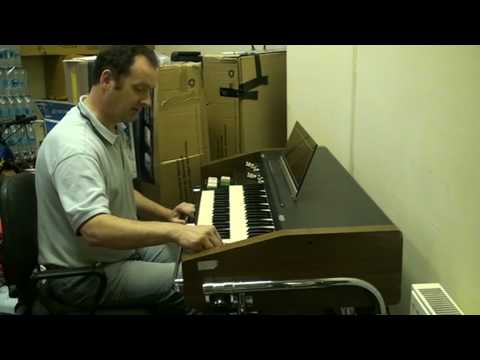 Adrian Rose Hammond X5 Mk 1 Demo
