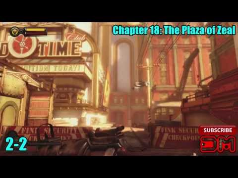 Bioshock Infinite - Chapter 18 - All Collectibles