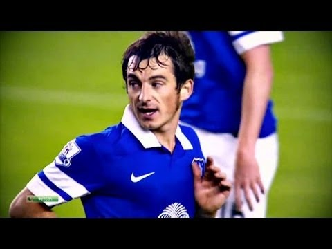 Leighton Baines - Everton - Best Skills & Goals - Premier League Montage | HD