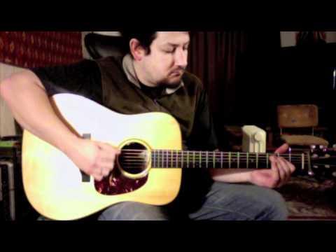 Rich Kearns - Big Sciota - Bluegrass Flatpicking Guitar
