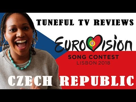 Eurovision 2018 - CZECH REPUBLIC - Tuneful TV Reaction & Review
