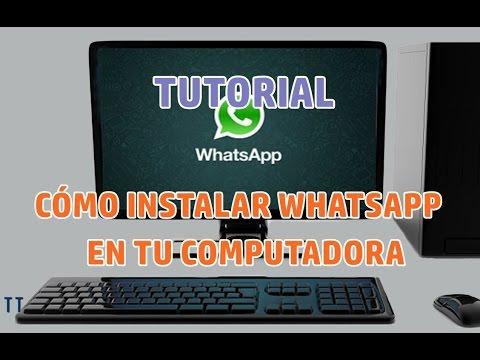 [Tutorial] Cómo instalar WhatsApp en tu PC [2017]