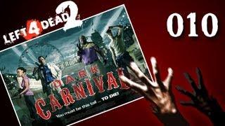 Let's Play Together Left 4 Dead 2 #010 - Viel Gewalt im Liebestunnel [720p] [deutsch]