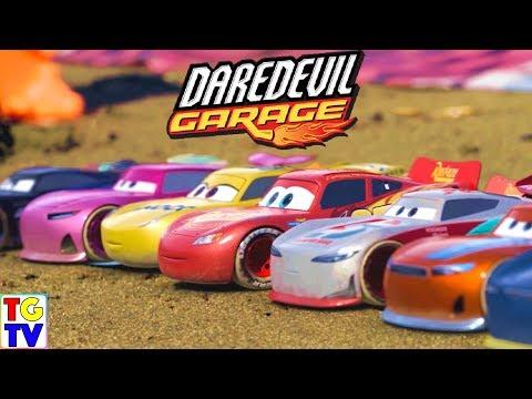 Disney Pixar Cars Daredevil Garage All Episodes