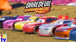 Disney Pixar Cars Daredevil Garage All Episodes