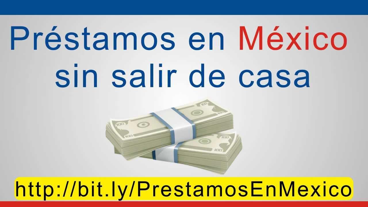 prestamos a extranjeros en mexico
