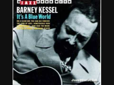 Barney Kessel Cherokee