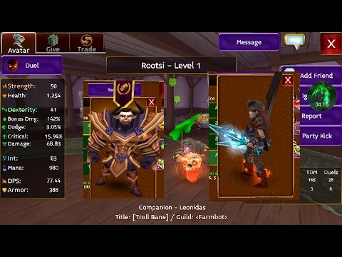 Arcane Legends   lvl 6 secrets