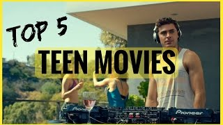 top 5 best teen / high school movies  of all time / you must watch || marouane gr