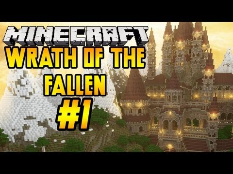 Minecraft Wrath of the Fallen by HyPixel #1 German Auf ins Gefecht