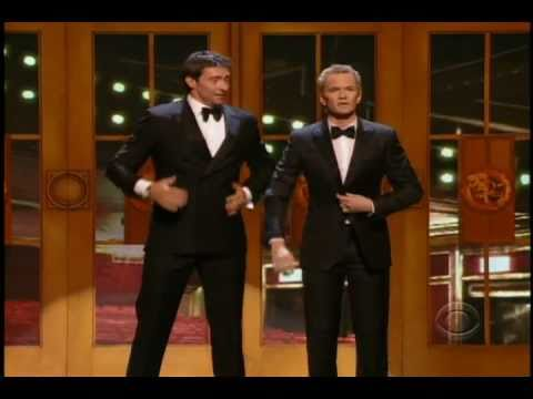 Neil Patrick Harris and Hugh Jackman duet at 2011 Tony Awards Music Videos