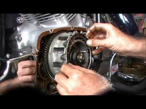 Changing Your Motorcycles Clutch YouTube