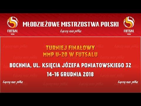 MMP U20 W Futsalu 2018 - Dzień Pierwszy