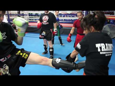 Muay Thai Kickboxing Techniques at JMTK MMA Training Facility in Wichita,KS Image 1