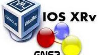 001-IOSXR with gns3 - how to install iosxr on gns3