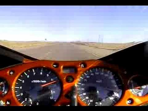 Hayabusa Turbo Top Speed Stock Hayabusa Top Speed Run