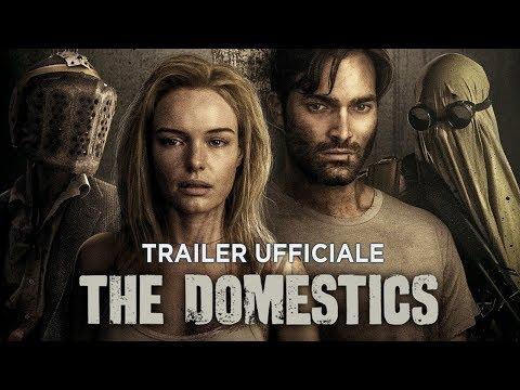 The Domestics - Trailer Italiano Ufficiale [HD]