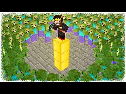 ZOMBİ SALDIRISI | Minecraft ZoR MoD #23