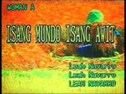 [22176] Isang Mundo Isang Awit (leah Navarro) ~ 금영 노래방 kumyoung 코러스 100 video