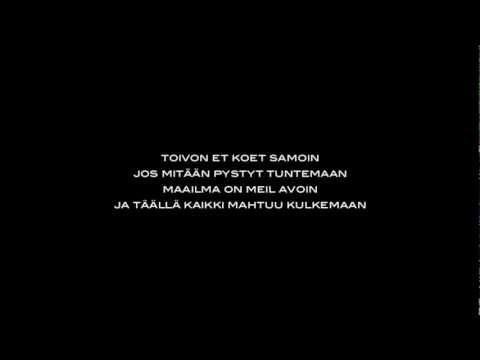Timi Lexikon - Yhteensovitaan (tahdon2013) video