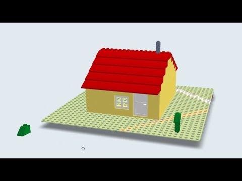 Build With Chrome: Google Maps app per costruire in stile LEGO