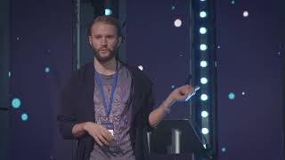 Yuri Lobyntsev - Cindicator - World Blockchain Forum