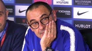 Chelsea 2-0 Manchester City - Maurizio Sarri Full Post Match Press Conference - Premier League