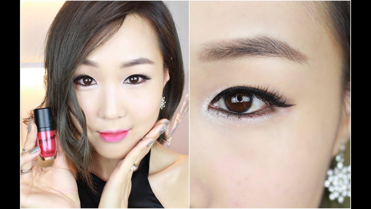Как делать макияж айдола
