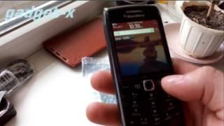 Обзор  blackberry pearl 9105  2016 ссылка на товар в описании к видео