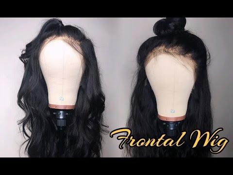 Frontal Wig Tutorial | Ali Pearl Hair