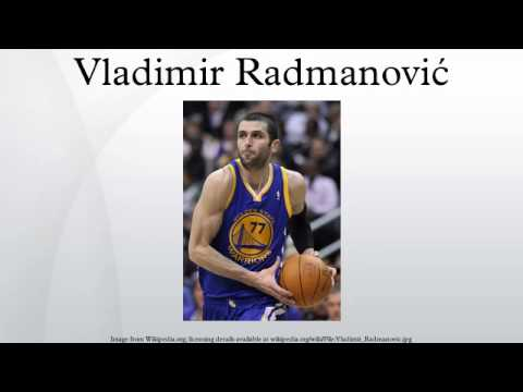 Vladimir Radmanović