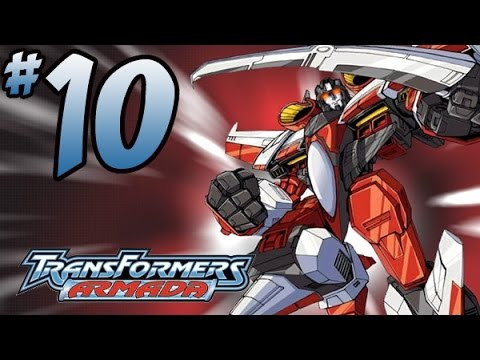 Let's Play Transformers! (PS2) Playthrough Part 10 - Starscream's Defeat & Pacific Island