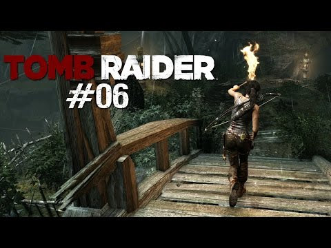 Let's Play Tomb Raider #06 - Die Wolfshöhle