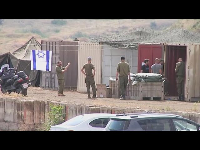 Israeli-Iran conflict dramatically escalates