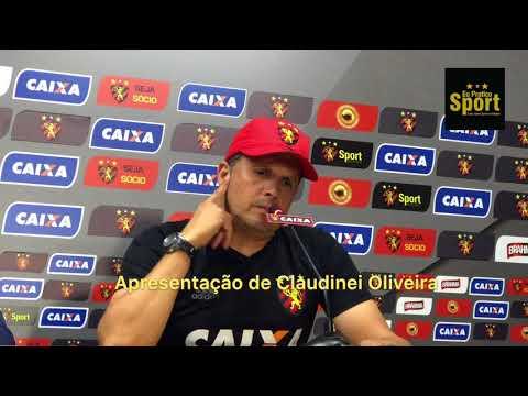 Eu Pratico Sport | Apresentação De Claudinei Oliveira