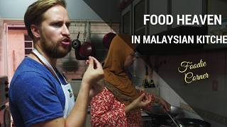 Food Heaven In Malaysian Kitchen