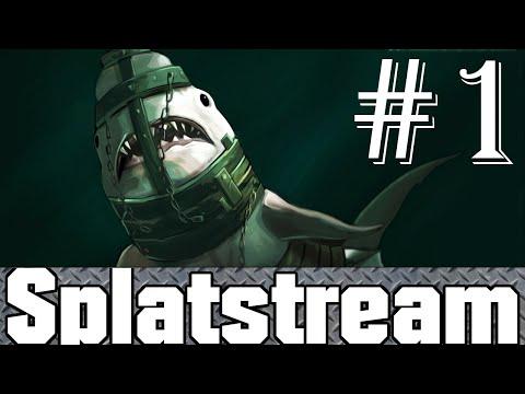 Sunless Sea Part 1 - Splattercat Livestream