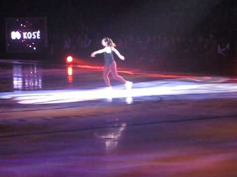 Mirai Nagasu - 2014 Stars on Ice - Demons