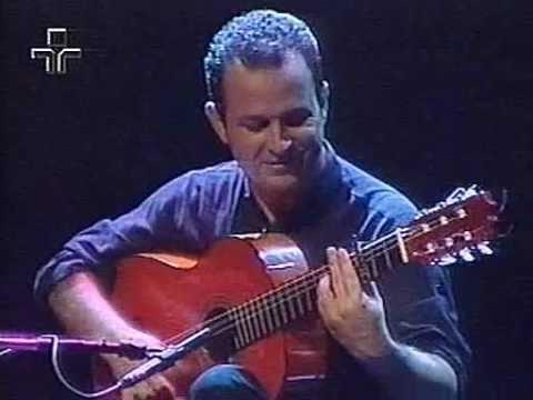 Gerardo Nunez por bulerias en Brasil - Tarifa