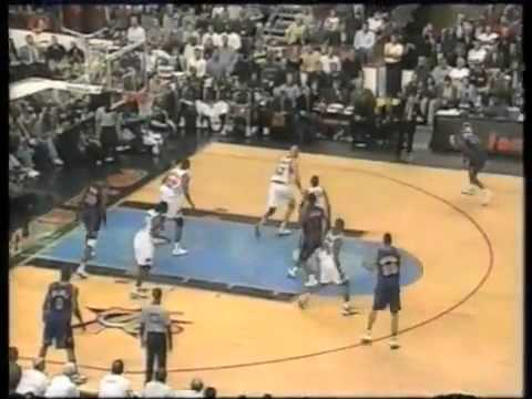 Vintage NBA: 76ers vs Knicks 1999