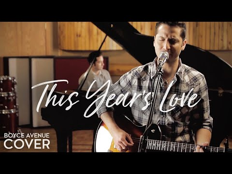 David Gray - This Year's Love (Boyce Avenue cover) on iTunes & Spotify
